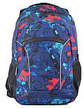Рюкзак школьный для подростка YES Т-39 Spill 48*30*17 код: 554840, фото 5