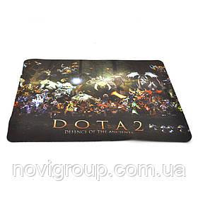 Килимок 240 * 200 тканинної DOTA2, товщина 2 мм, Пакет