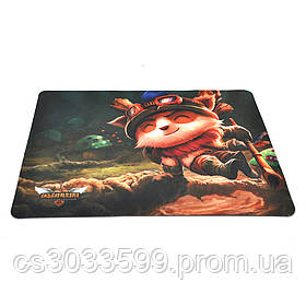 Килимок 240 * 200 тканинної LEAGUE of LEGENDS, товщина 2 мм, Пакет