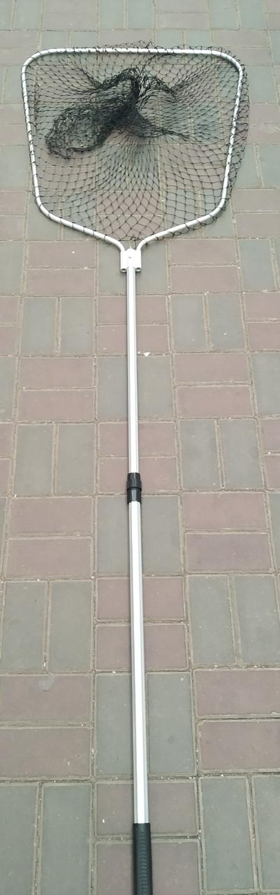 Подсак прямоугольный 90*75*250см,  с телескопической ручкой