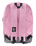 Рюкзак городской светоотражающий YES CITYPACK T-66 Pink код: 557462, фото 2