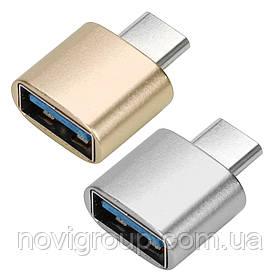 Перехідник Type-C(M) - USB(F)