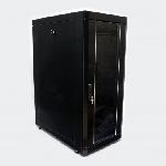 "Шафа 19"" 28U, 610х1055 мм (Ш*Г), чорна"