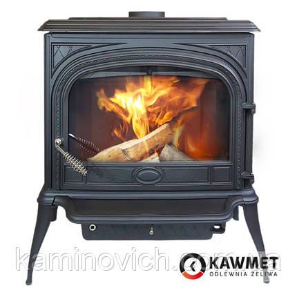 Чугунная печь KAWMET Premium S5 (11,3 kW), фото 2