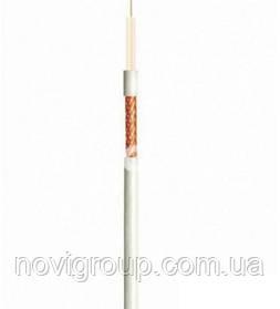 Коаксіальний Кабель Одескабель РК 75-4-15 р / з бухта 200 м 75 Ом щільність обплетення 90%, оболонка ПВХ колір
