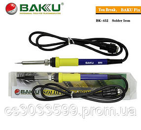 Електричний паяльник BAKKU BK-452 60W, до паяльним станцій серії ВК-936, Blister-box