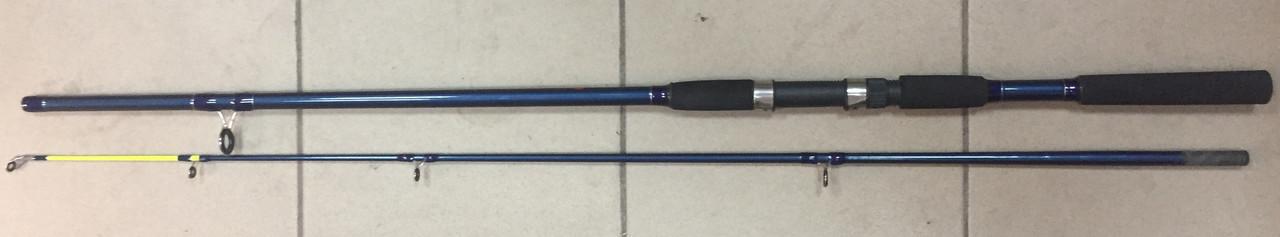Спиннинг Select-2 Saint 240, тест 80-150g