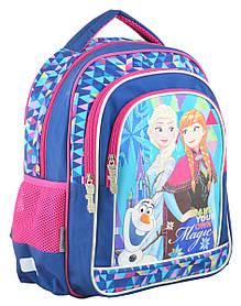 Рюкзак школьный 1 Вересня S-22 Frozen 37*29*12 код: 555269