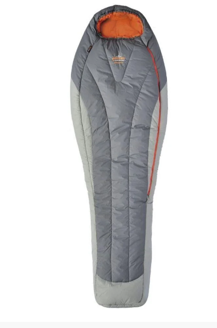 Спальный мешок Pinguin Expert 195 BHB Micro Grey Right Zip