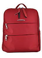 Рюкзак вишневий 26,5х31х12см Арт 9070-1