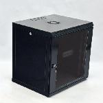 Шафа 12U, 600x600x640мм (Ш*Г*В), економ, акрилове скло, ciра