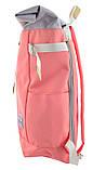 Рюкзак городской Smart Roll-top T-69 Peach код: 557508, фото 2