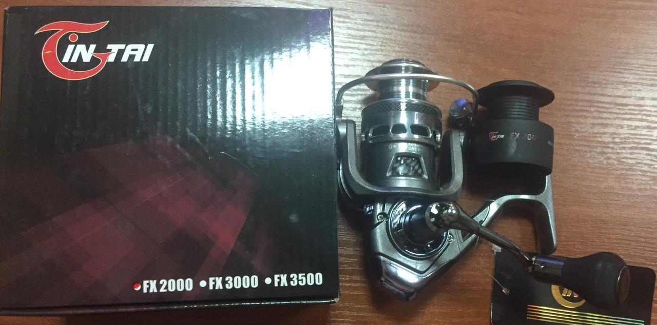 Катушка Jin Tai FX2000 Carbon 10bb