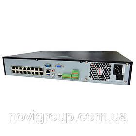 ¶32-канальний 4K мережевий відеореєстратор Hikvision DS-7732NI-I4 (B)