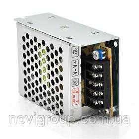Імпульсний блок живлення Ritar RTPS12-60 12В 5А (60Вт) перфорований Q60 (115*85*41) 0,21 кг (110*78*37)