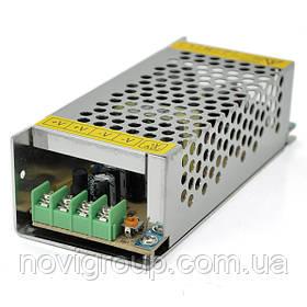 Імпульсний блок живлення Ritar RTPS12-84 12В 7А (84Вт) перфорований (150*65*45)  0,28 кг (143*60*43)