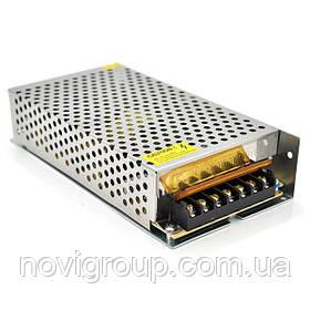 Імпульсний блок живлення Ritar RTPS12-150 12В 12.5А (150Вт) перфорований  (208*102*47) 0,5 кг (200*98*42)