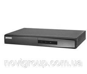 4-канальний мережевий відеореєстратор з HDD на 1ТБ DS-7604NI-K1-HDD1