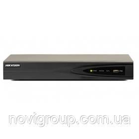 ¶4-х канальний IP відеореєстратор  Hikvision DS-7604NI-K1(B)