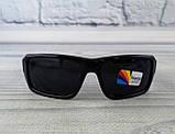 Дитячі сонцезахисні окуляри, чорні Р4484, фото 2