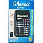 Калькулятор інженерний 105, 44 кнопки, чорний, розміри 132 * 77 * 13мм, BOX