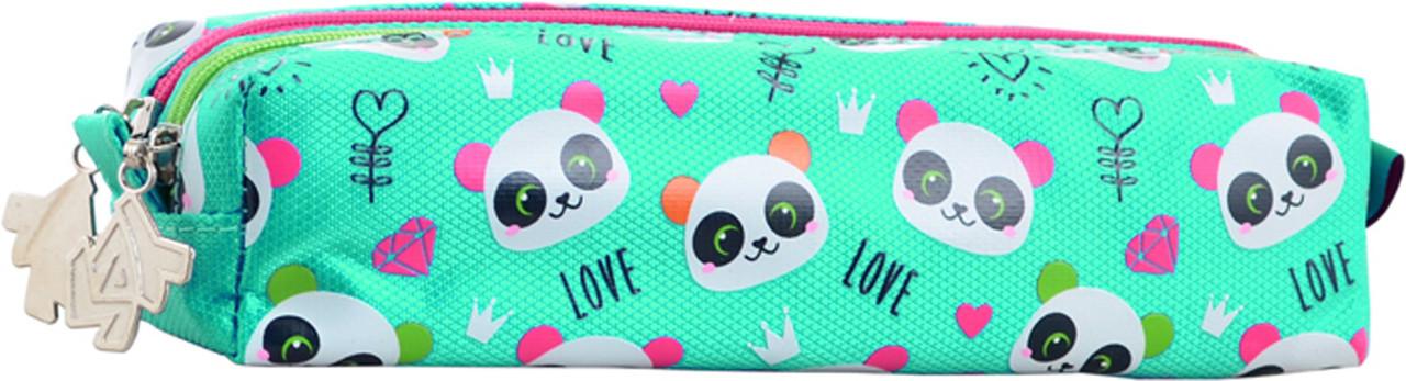 Пенал мягкий YES Lovely panda 20*5*4.5 код: 531847