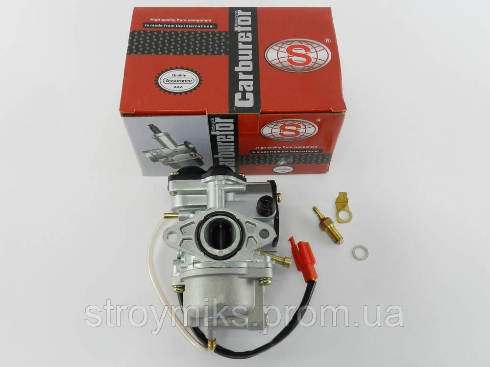 Карбюратор Suzuki Address 50-100cc/Sepia/Mollet 50cc SEE (Китай)