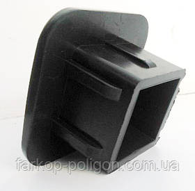 Заглушка для фаркопа под квадратную вставку (американского типа) под приемник 50х50