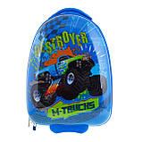 Чемодан детский YES на колесах M-Trucks LG-3 код: 557830, фото 3