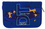 Пенал твердый Smart одинарный с двумя клапанами HP-04 No Limits код: 532097, фото 2