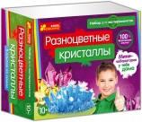 Разноцветные кристаллы(0308-1)