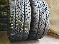 Зимние шины бу 255/45 R20 Pirelli