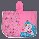 Дождевик-пончо YES со светоотражающим кантом «Пони», фото 2