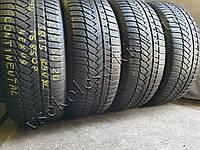 Зимние шины бу 255/50 R20 Continental