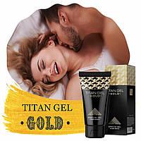 Titan Gel Gold для потенції і збільшення члена