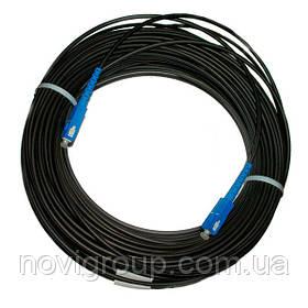 Оптичний Патчкорд SC / UPC-SC / UPC (ОКТ-Д (1,0) 1Е) 10м.