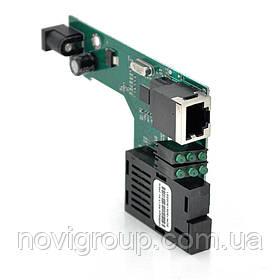 Ремонтна плата для медіаконвертера Merlion B 155М-SC-3.3V, 1550 WDM одноволоконного Full / Half duplex, SC