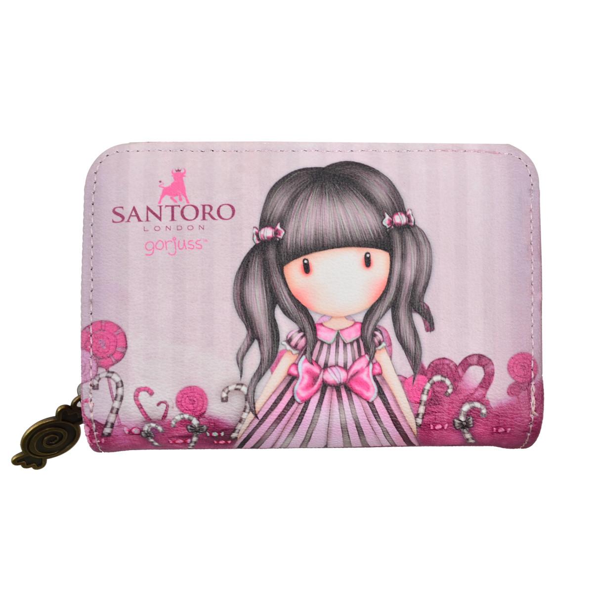 Кошелек W-02 '' Santoro Little Candy'' код: 532675