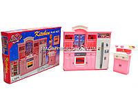 Детская игрушечная мебель Глория Gloria для кукол Барби Кухня 24016 . Обустройте кукольный домик, фото 1