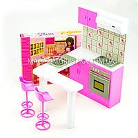 Детская игрушечная мебель Глория Gloria для кукол Барби Кухня 94016. Обустройте кукольный домик, фото 1