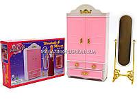 Детская игрушечная мебель Глория Gloria для кукол Барби Прихожая 2313. Обустройте кукольный домик