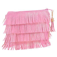 Пенал-косметичка YES «Charm» розовая код: 532715