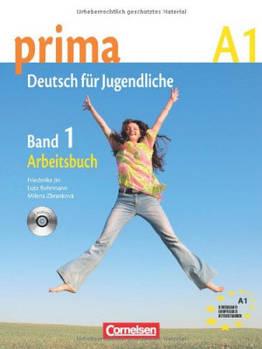 Prima-Deutsch fur Jugendliche 1 (A1) Arbeitsbuch+CD