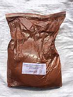Сурик железный сухой красно-коричневый для грунтовок, красок мешки по 25 кг
