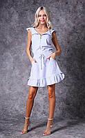 Женское льняное платье Poliit 8712