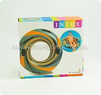 Надувной круг Intex Transparent Tube (56277) 122 см, фото 1