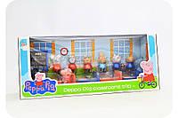 Детский игровой набор «Школа Свинки Пеппы» LQ918A, фото 1