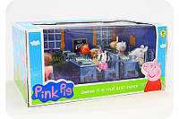 Детский игровой набор фигурок «Школа Свинки Пеппы» 807, фото 1