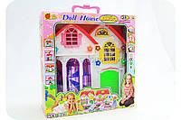 Детский игрушечный домик с мебелью 3141 (28 деталей), фото 1