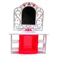Детская игрушечная мебель Глория Gloria для кукол Барби Ванная комната 94013. Обустройте кукольный домик, фото 3